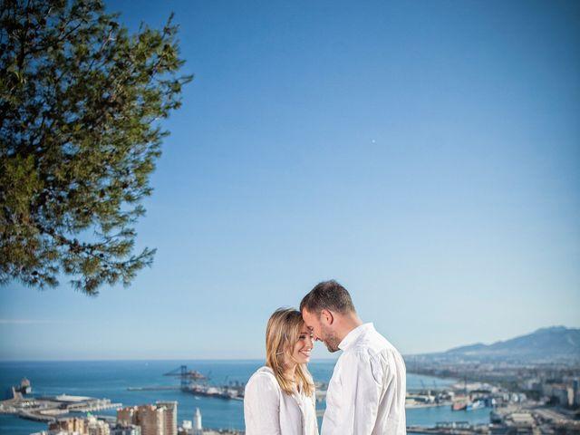 La boda de Daniel y Noelia en Málaga, Málaga 67