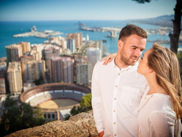 La boda de Daniel y Noelia en Málaga, Málaga 70