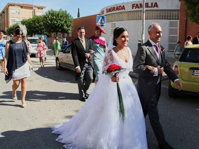 La boda de Mario y Sheila en Valencia, Valencia 59