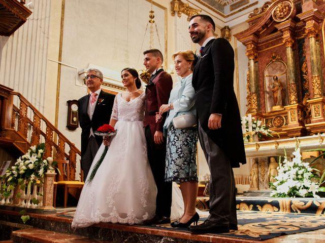 La boda de Mario y Sheila en Valencia, Valencia 101