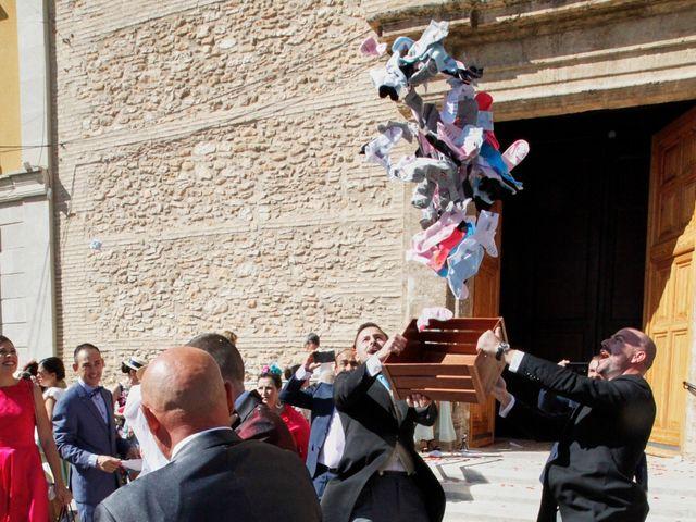 La boda de Mario y Sheila en Valencia, Valencia 122