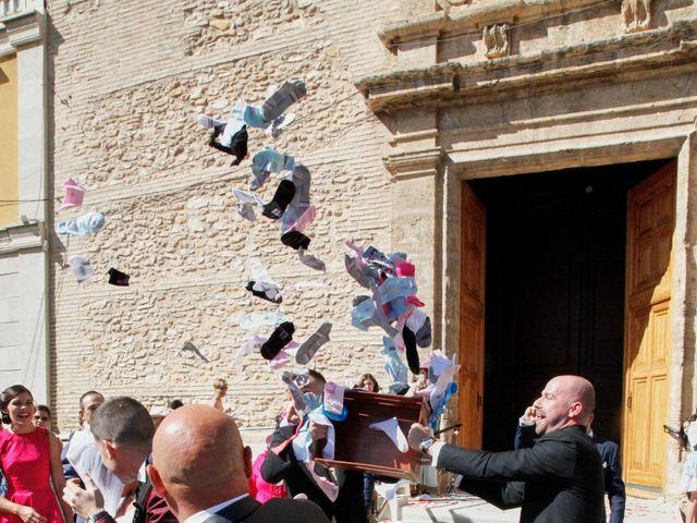 La boda de Mario y Sheila en Valencia, Valencia 123