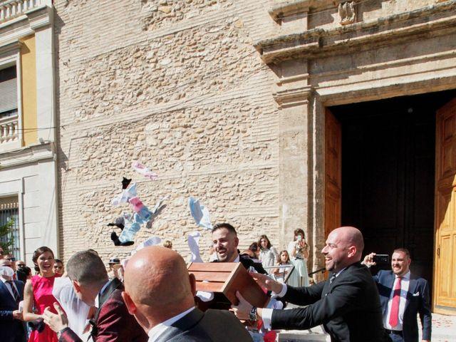 La boda de Mario y Sheila en Valencia, Valencia 124
