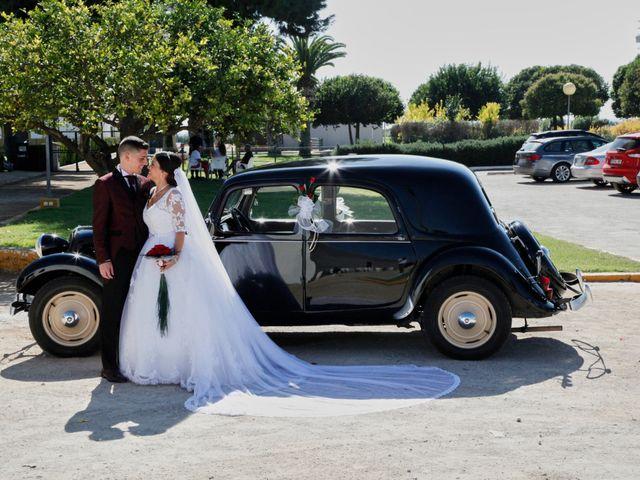 La boda de Mario y Sheila en Valencia, Valencia 126