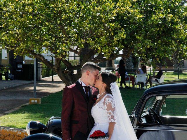 La boda de Mario y Sheila en Valencia, Valencia 127