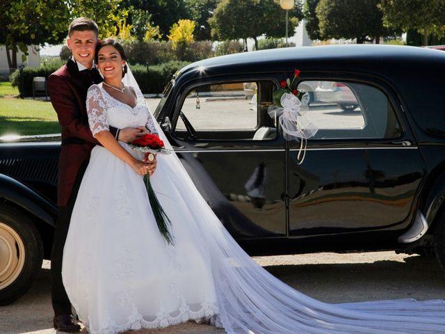La boda de Sheila y Mario