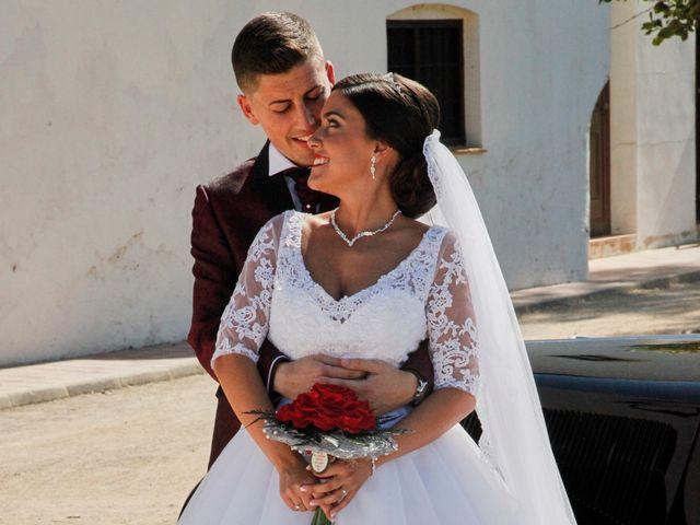 La boda de Mario y Sheila en Valencia, Valencia 129