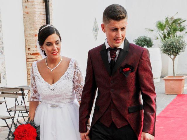 La boda de Mario y Sheila en Valencia, Valencia 139