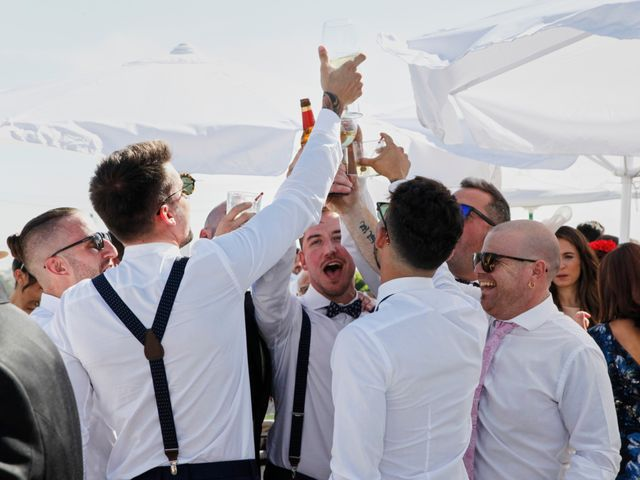 La boda de Mario y Sheila en Valencia, Valencia 153