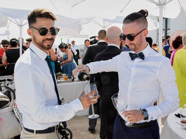 La boda de Mario y Sheila en Valencia, Valencia 159