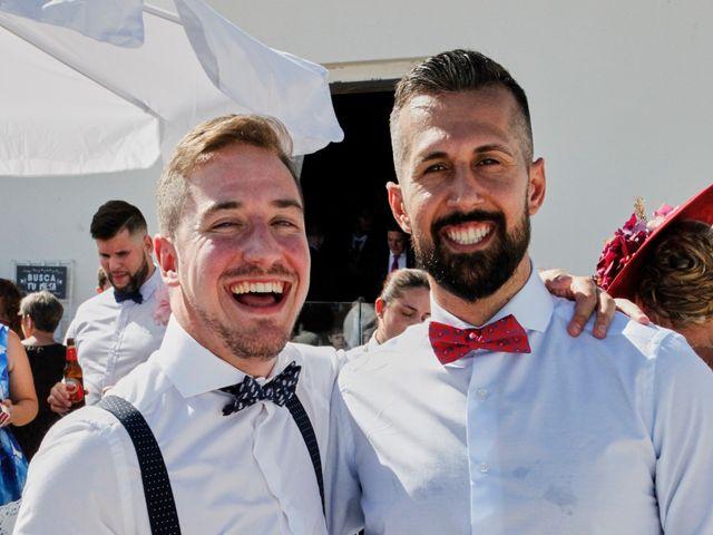 La boda de Mario y Sheila en Valencia, Valencia 161