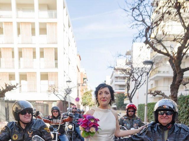 La boda de Alberto y Vanessa en Salou, Tarragona 20