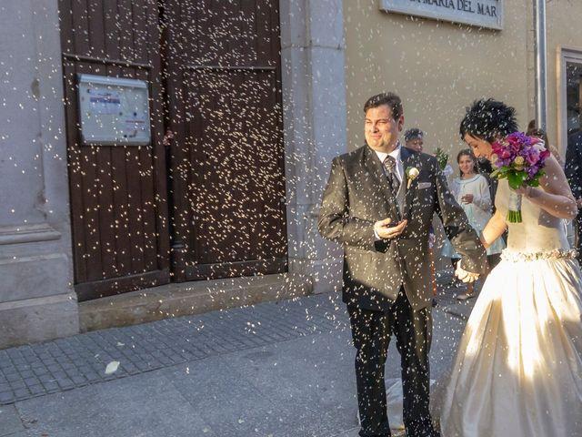 La boda de Alberto y Vanessa en Salou, Tarragona 35