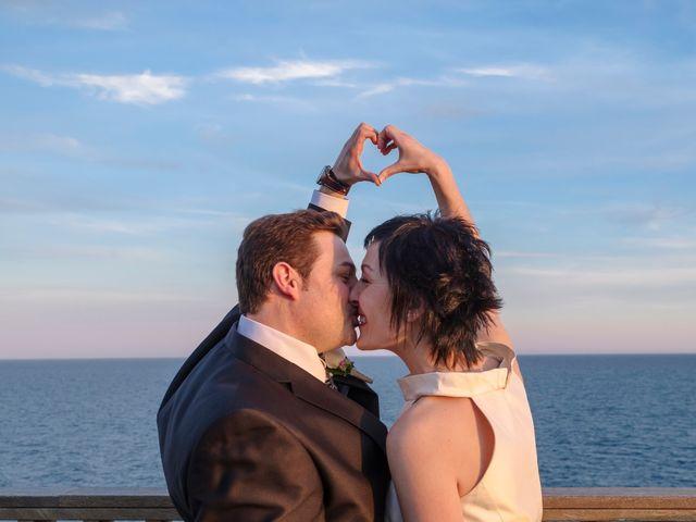 La boda de Vanessa y Alberto