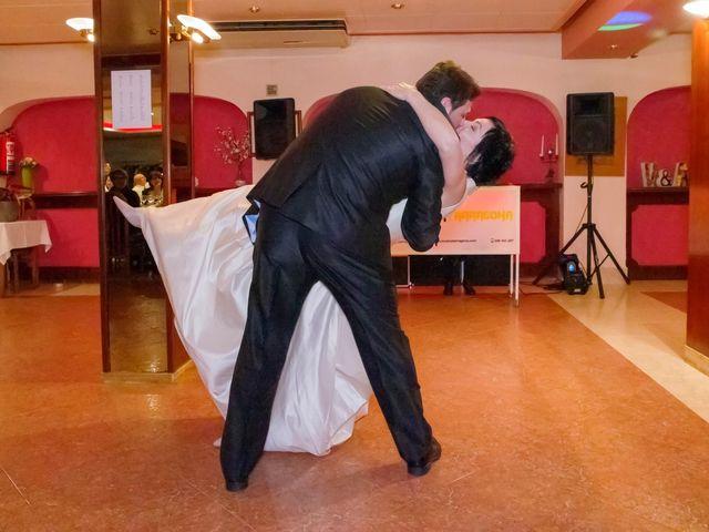 La boda de Alberto y Vanessa en Salou, Tarragona 62