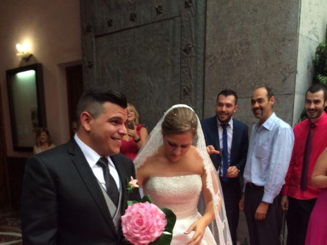 La boda de Rubén y Tania en Murcia, Murcia 3