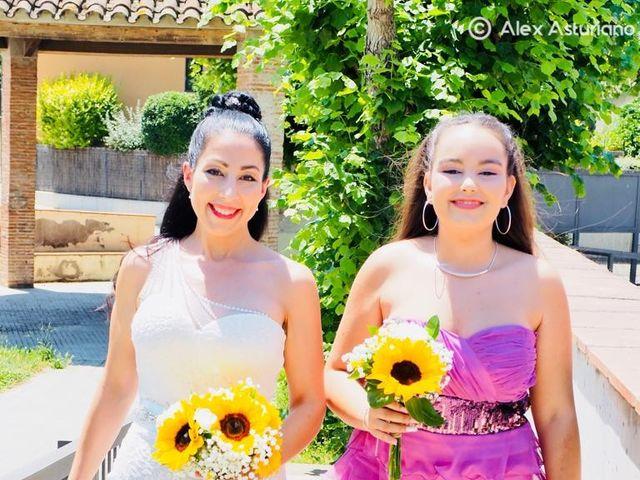 La boda de Ismael y Vanesa en Vilanova Del Valles, Barcelona 2