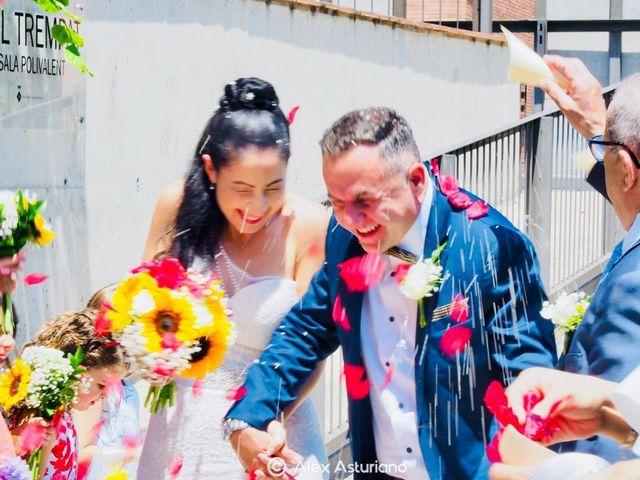 La boda de Ismael y Vanesa en Vilanova Del Valles, Barcelona 9