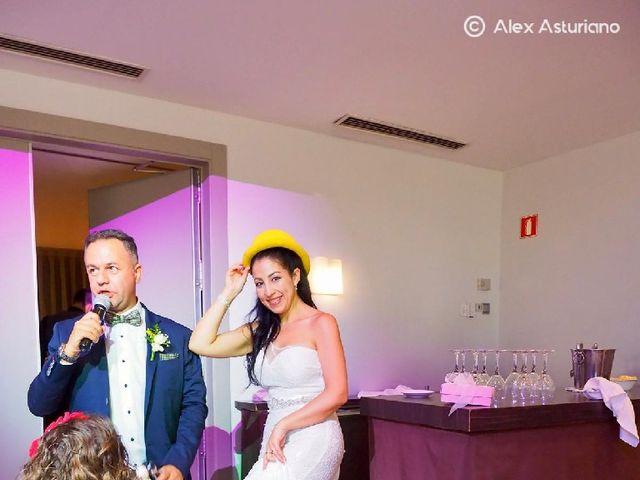 La boda de Ismael y Vanesa en Vilanova Del Valles, Barcelona 14