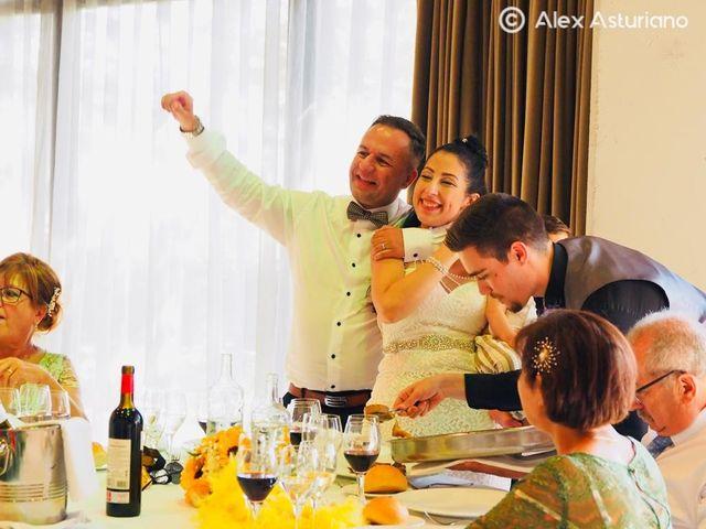 La boda de Ismael y Vanesa en Vilanova Del Valles, Barcelona 15