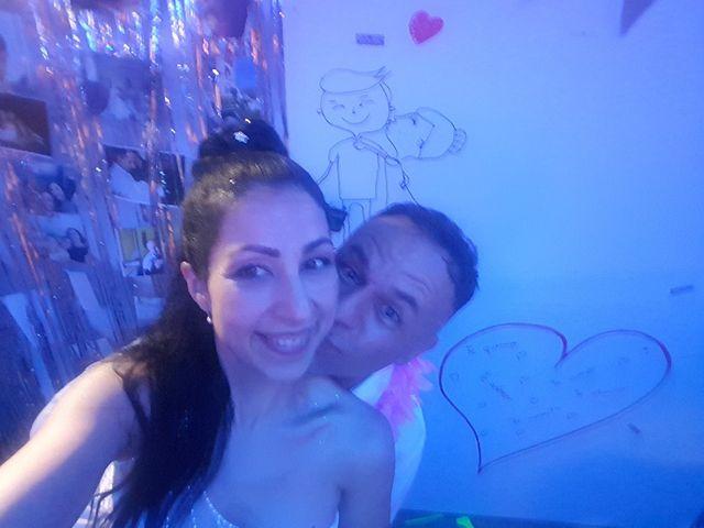 La boda de Ismael y Vanesa en Vilanova Del Valles, Barcelona 22
