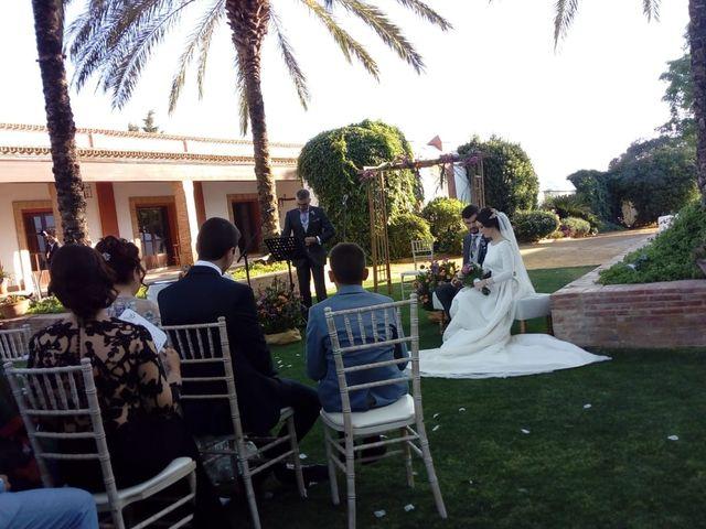 La boda de Abner y Cecilia en Sevilla, Sevilla 1