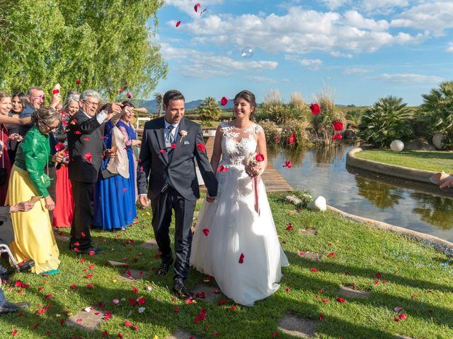 La boda de Rubén y Anna