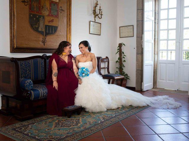 La boda de Simón y Begoña en Vedra, A Coruña 4