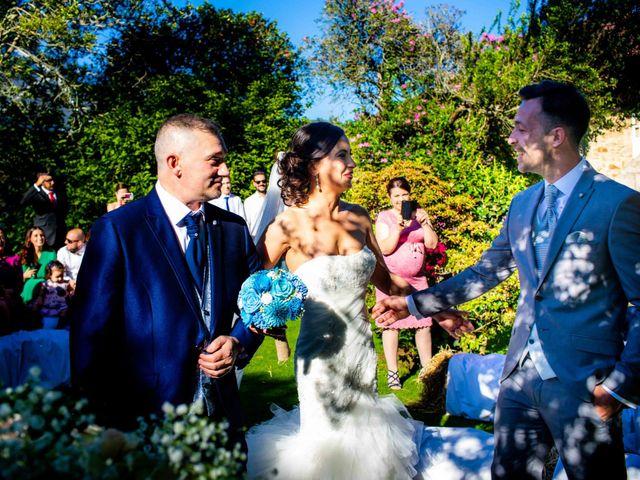 La boda de Simón y Begoña en Vedra, A Coruña 13