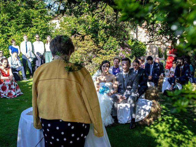 La boda de Simón y Begoña en Vedra, A Coruña 15