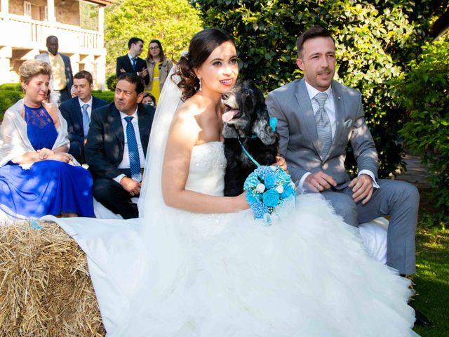 La boda de Simón y Begoña en Vedra, A Coruña 20