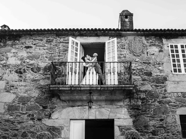 La boda de Simón y Begoña en Vedra, A Coruña 30