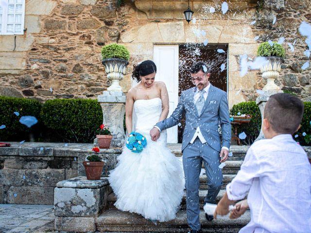 La boda de Simón y Begoña en Vedra, A Coruña 32