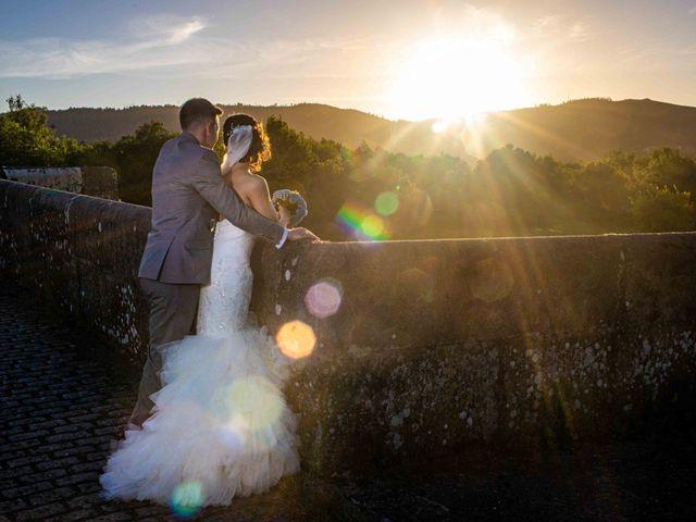 La boda de Simón y Begoña en Vedra, A Coruña 39