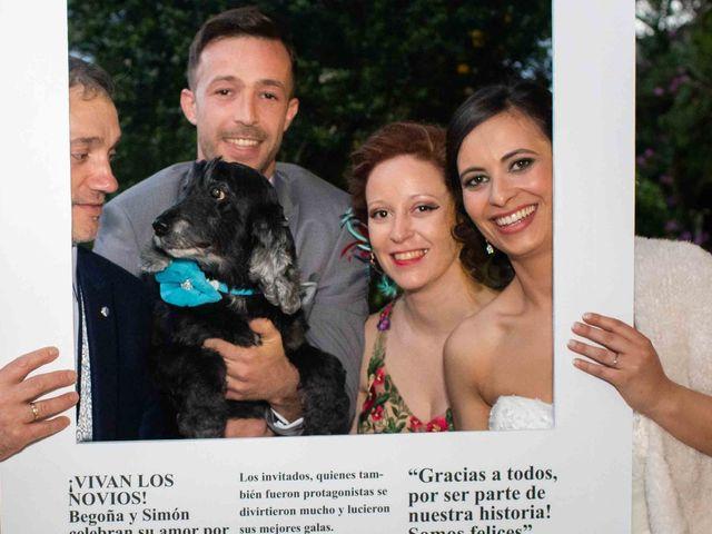 La boda de Simón y Begoña en Vedra, A Coruña 41