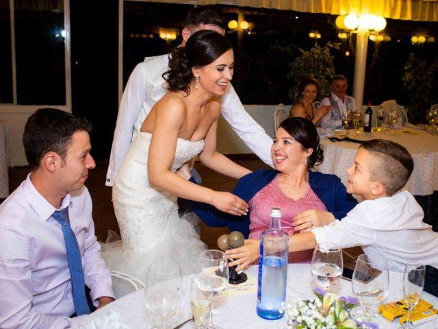 La boda de Simón y Begoña en Vedra, A Coruña 43