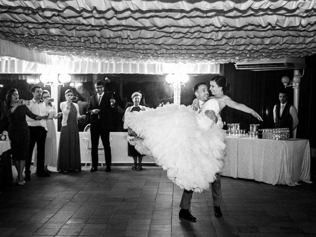 La boda de Simón y Begoña en Vedra, A Coruña 45