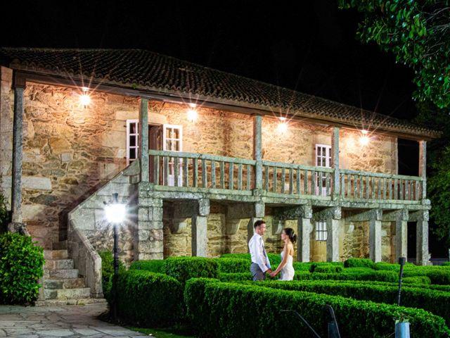 La boda de Simón y Begoña en Vedra, A Coruña 46