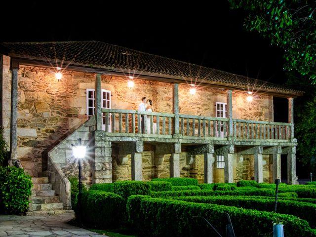 La boda de Simón y Begoña en Vedra, A Coruña 47