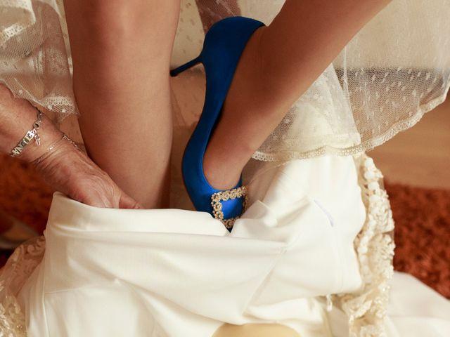 La boda de Chema y Elena en Madrid, Madrid 10