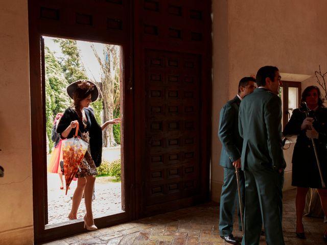 La boda de Chema y Elena en Madrid, Madrid 13