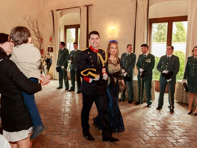 La boda de Chema y Elena en Madrid, Madrid 15