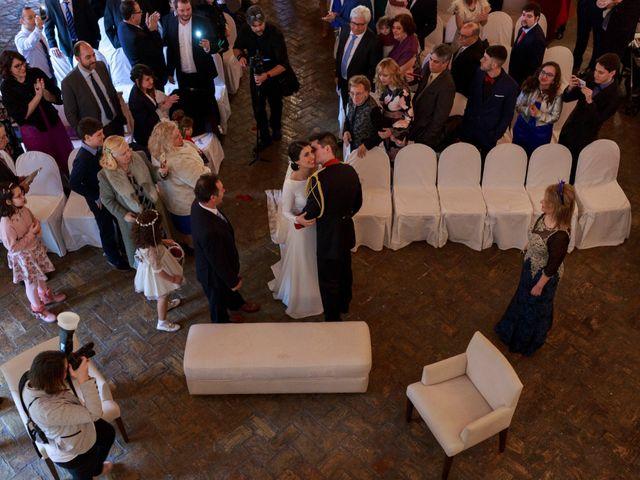La boda de Chema y Elena en Madrid, Madrid 18