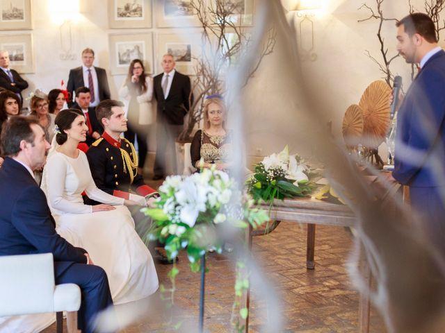 La boda de Chema y Elena en Madrid, Madrid 19