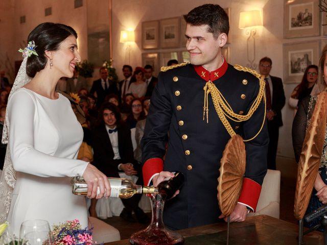 La boda de Chema y Elena en Madrid, Madrid 20