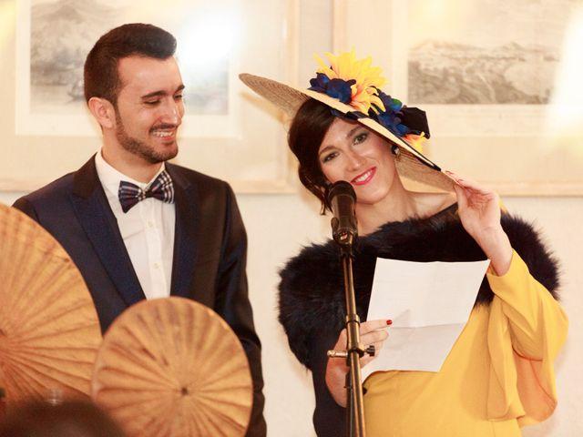 La boda de Chema y Elena en Madrid, Madrid 22