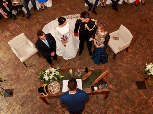La boda de Chema y Elena en Madrid, Madrid 25