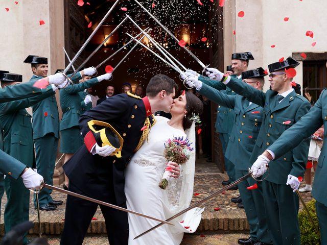 La boda de Chema y Elena en Madrid, Madrid 28