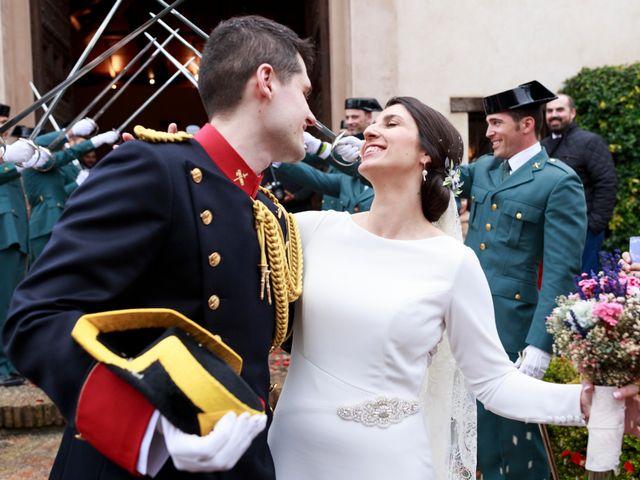 La boda de Chema y Elena en Madrid, Madrid 29