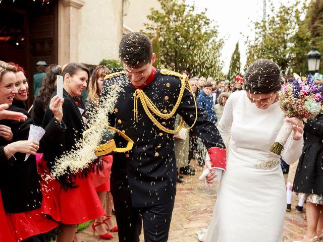 La boda de Chema y Elena en Madrid, Madrid 31